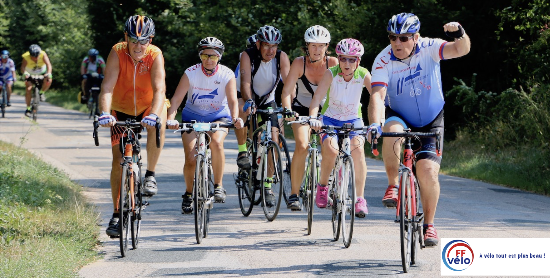 Le cyclotourisme à Chateaudun
